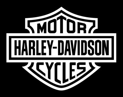 Harley davidson window stickers decals graphic 4 3 4 x 6
