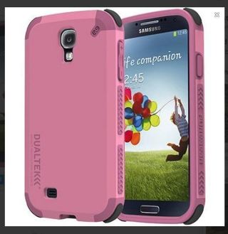 NEW Samsung Galaxy 4s Phone Case DualTek® Case Shock Proof Protective Impact Absorbent FREE SHIPPING