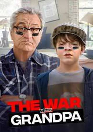 UV Ultraviolet Digital Movie Code for The War with Grandpa HD (High Definition)