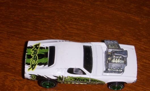 "**1970 Hot Wheels  ""Rodger Dodger"" - the Raptor Blast Series"