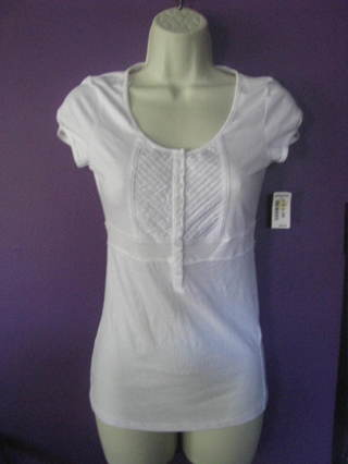 Tiered womans Junior teen size small petite Aeropostale & Name brand t shirt Christmas present