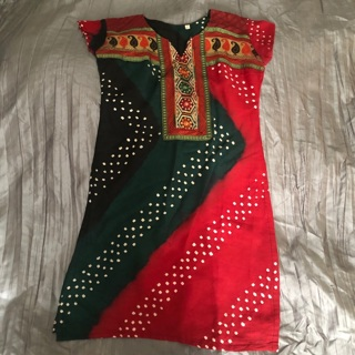 Beautiful Indian Dress Small Beaded