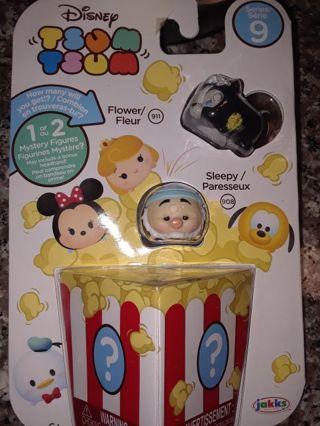 New! Disney Tsum Tsum Mystery Pack Series 9