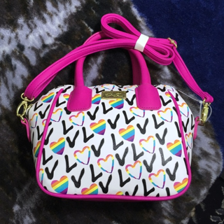 Limited Edition Betsey Johnson Pride Purse Quinn NWT Betsey Johnson FREE SHIPPING