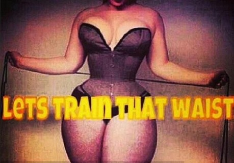 Let's Train That Waist!