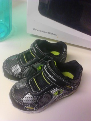Champion Baby Shoes Size 4