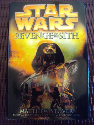 Free Star Wars Revenge Of The Sith Hardcover Book Isbn 0345428838 Other Books Listia Com Auctions For Free Stuff