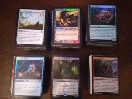 Huge MTG lot over 500 cards