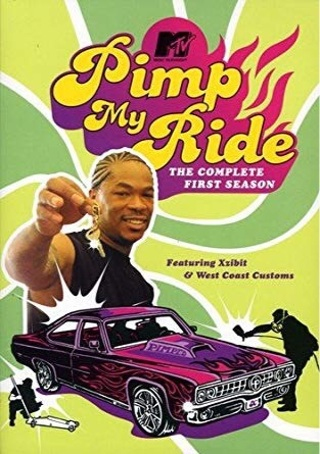 Pimp My Ride Season 1 DVD