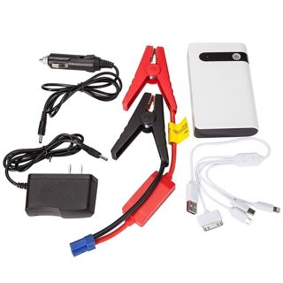 NEW+ Portable Mini Slim 20000mAh Car Jump Starter Engine Battery Charger Power Bank FREE SHIP.