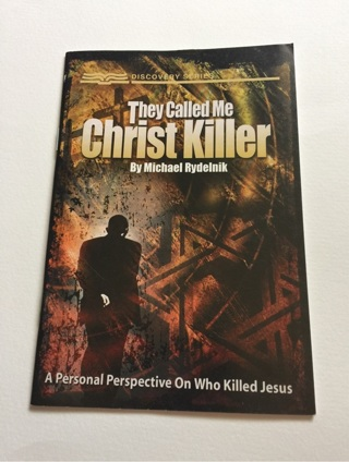They Called Me Christ Killer !! Free Shipping!!!