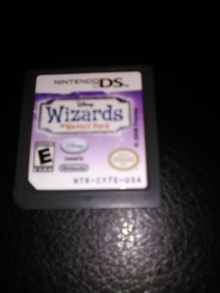 DS- Game (Disney:Wizards of Waverly Place)