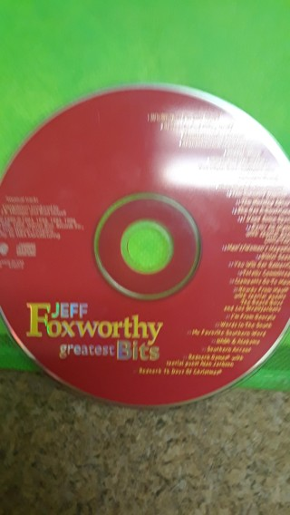 JEFF FOXWORTHY YOU MIGHT BE A RED NECK CD