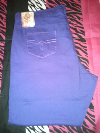 Free: Plus size 22 ladies (ELITE JEANS SKINNY) {New with tags ...