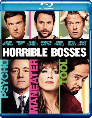 Horrible Bosses (Digital HD Download Code Only) **Jason Bateman** **Jennifer Aniston**