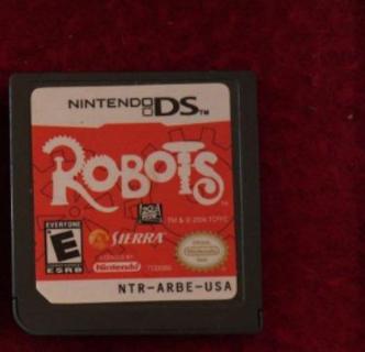 Robots (Ds)