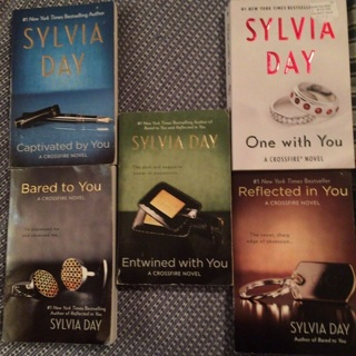 Free: CROSSFIRE SERIES (ALL 5 BOOKS) by Sylvia Day - Fiction