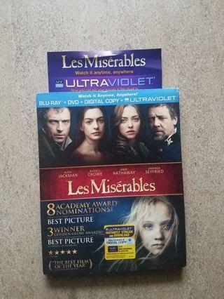 Les Miserables (digital copy)