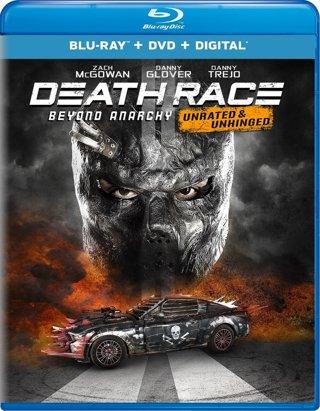 Death Race : Beyond Anarchy (Digital HD Download Code Only) *Zach McGowan* *Danny Trejo*