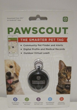 PawScout Smart Pet Tag