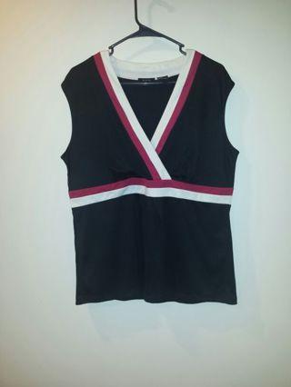 Women's sleeveless top size XL
