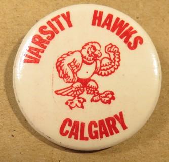 calgary hawks button