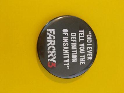 Farcry 3 Button
