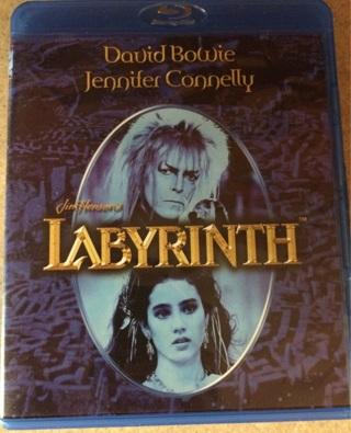 """""""Labyrinth"""" like new Blu-ray"""