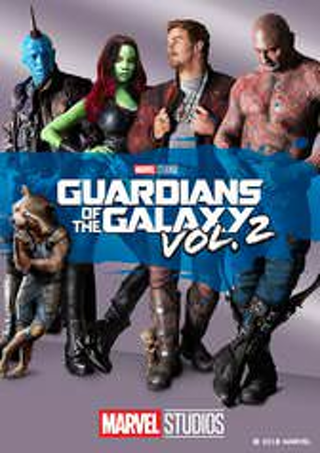"Guardians of the Galaxy Vol. 2 ""HDX"" Digital Disney Movie Code Only! Google Play Store (GPS)"