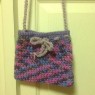 ❤️Beautifully Hand Crochet Purse.❤️