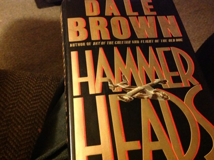 HAMMERHEADS by DALE BROWN
