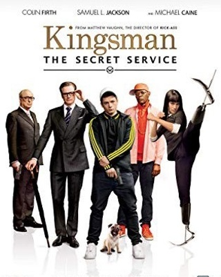 Kingsman The Secret Service HD digital copy