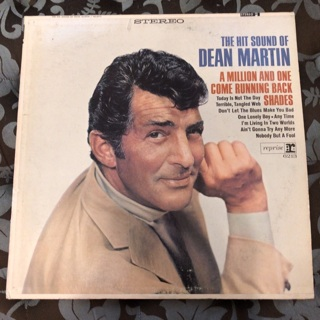 The Hit Sound of Dean Martin Record