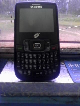 Free: old used Samsung straight talk phone - Phones - Listia