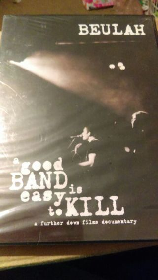 Beulah DVD/ a good band is easy to kill/ documentary DVD