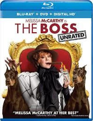 The Boss (2016) iTunes or UltraViolet Digital HD Movie Code!!