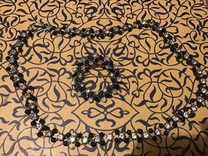 Gorgeous Vintage jewelry set (2pc)