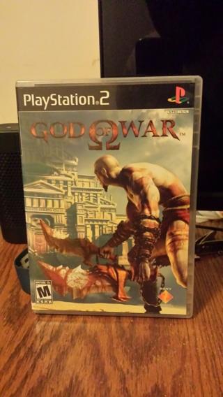 God of War 1 PS2