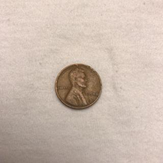 1940 Wheat Cent