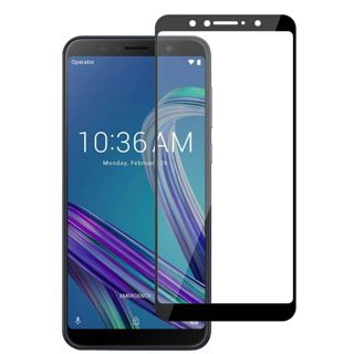 Full coverage Tempered Glass for ASUS Zenfone Live L1 ZA550KL Max Pro ZB601KL 5Lite 5Q ZC600KL 5