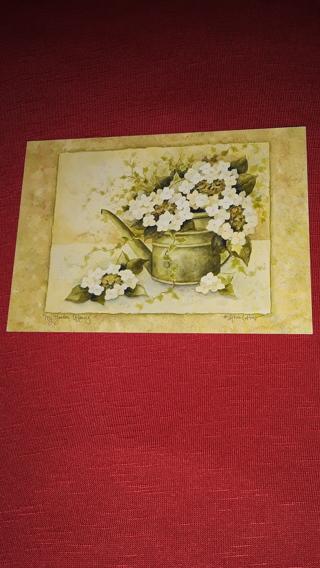 Notecards - My Garden Offering
