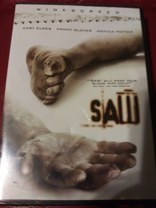 SAW DVD Factory sealed