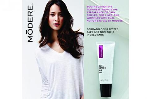 MODERE DUAL ACTION EYE GEL (HIGH END BEAUTY PRODUCT)