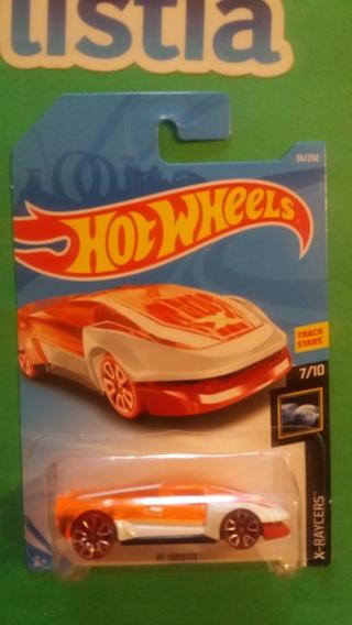 hot wheels toy  el viento 7/10  x-raycers free shipping