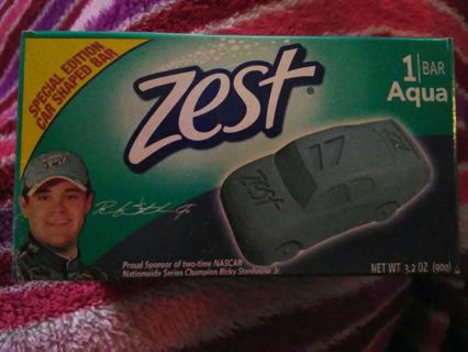 **SPECIAL EDITION ZEST BAR SOAP**