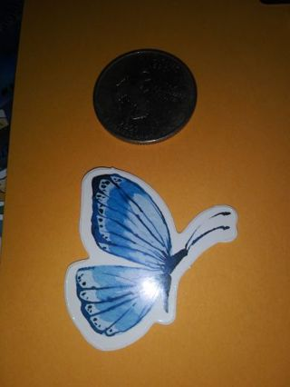 Butterfly little scrap book sticker No refunds! Good quality! Lowest gins no lower!