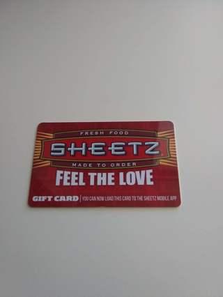Sheetz $20 Gift Card - Gas | Food | \( ゚ヮ゚)/