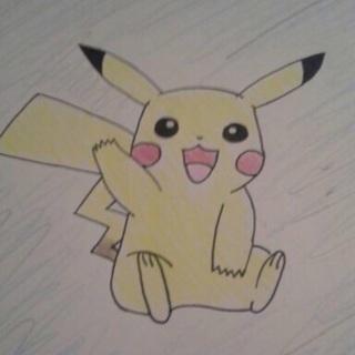 Free custom Pokemon drawing