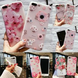 Slim Matte Pattern Soft TPU Shockproof Case Cover For iPhone X 8 7 6 5 XS Max XR