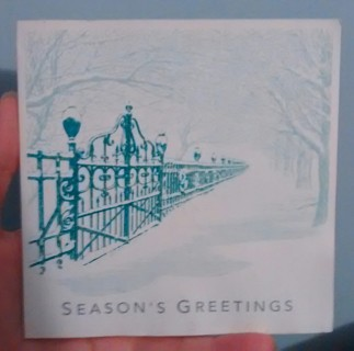 Season's Greetings CD from Kraft